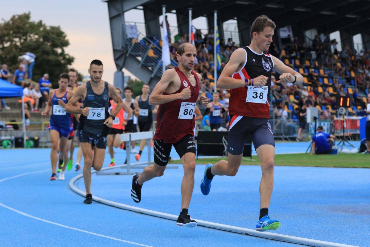 Bežecký pohár Slovenského atletického zväzu 2020 pokračoval v Trnave štvrtým kolom