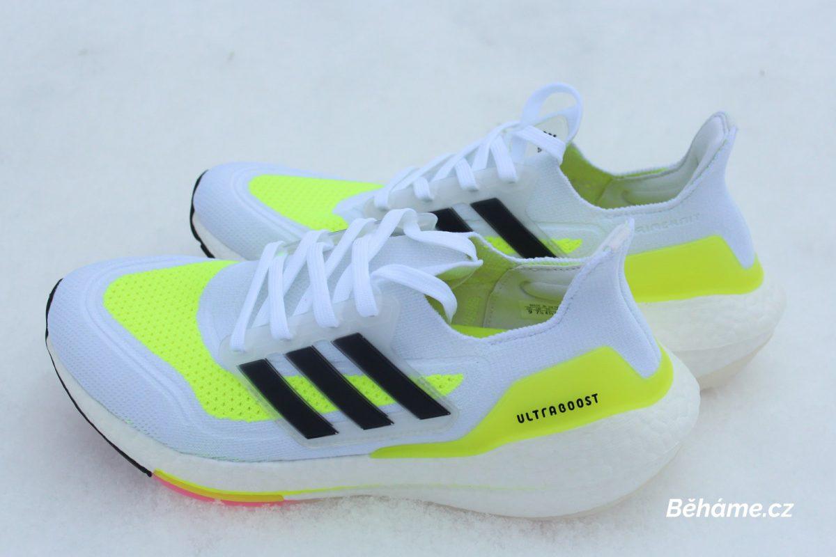 pánské běžecké boty adidas ultraboost 21 recenze