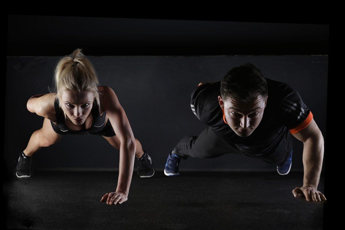 Posilovna 3: Kliky jako základ pro komplexní posilování + cvičící plán