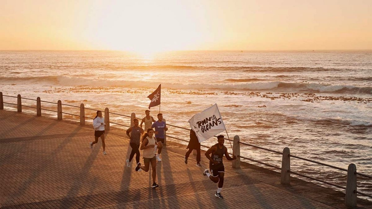 Run For The Oceans – Pomozte planetě i vy a sbírejte kilometry
