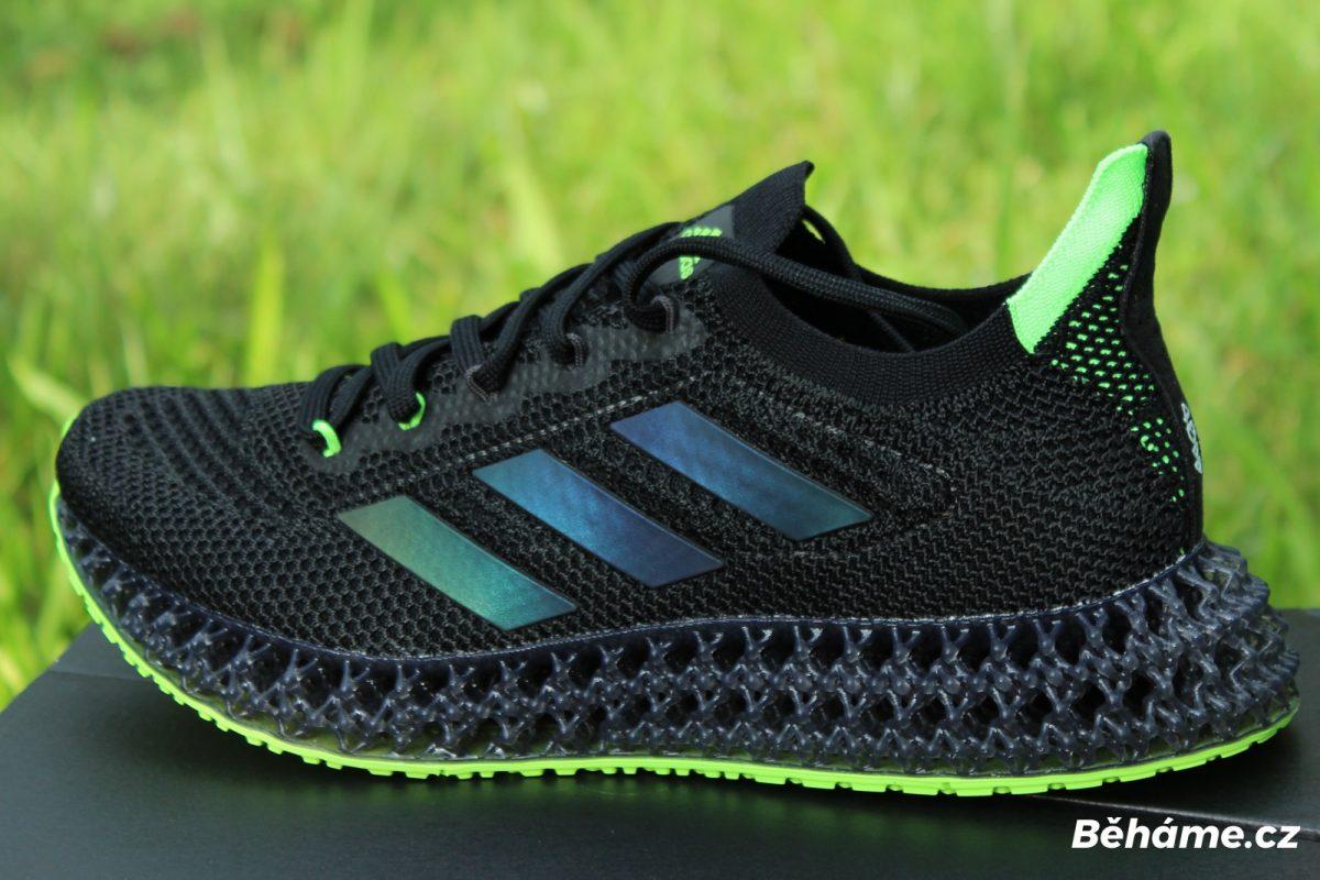 Recenze: Běžecké boty adidas 4DFWD